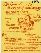 Show Flyer 1971