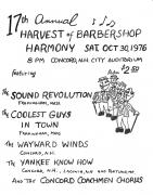 Show Flyer 1976