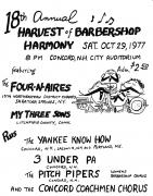 Show Flyer 1977